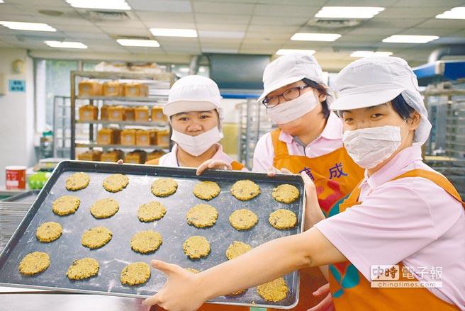 【中國時報】新北推庇護禮盒 支持身障就業 代表圖