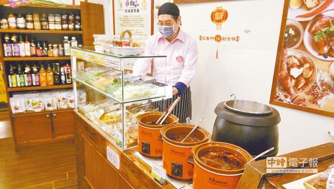 【中國時報】等嘸客人 庇護餐廳面臨熄燈 新北自然食堂 月底恐關門 代表圖
