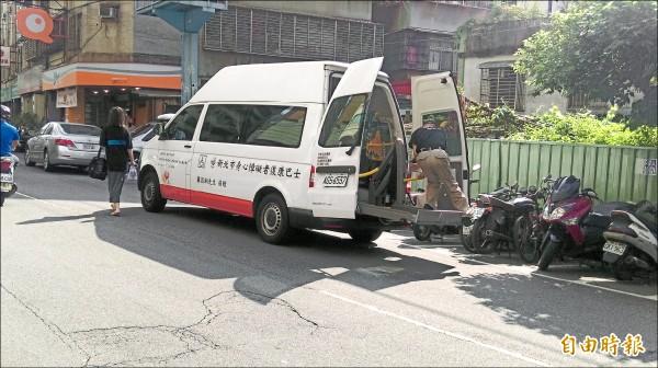 【自由時報】新北復康巴士 伊甸虧損退出經營 代表圖
