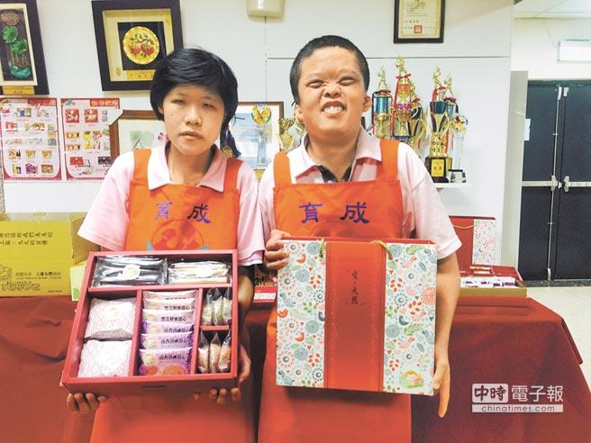 【中國時報】景氣冷 愛心縮手 社福月餅銷量差 代表圖