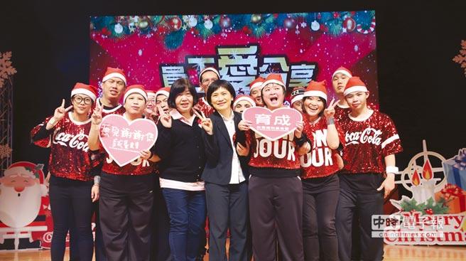 【中國時報】中壽愛分享慈善音樂會 代表圖