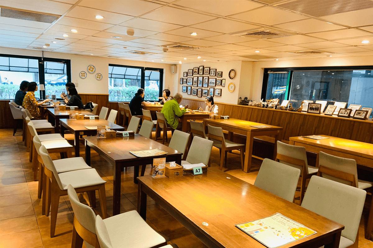 【平價吃到飽buffet】特色小木屋餐廳—天然餐飲自助吧