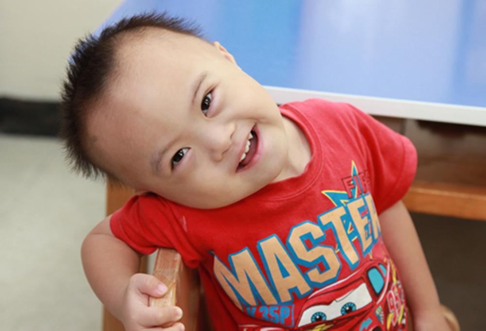 【愛心捐款】讓治療師助小寶貝邁步向前