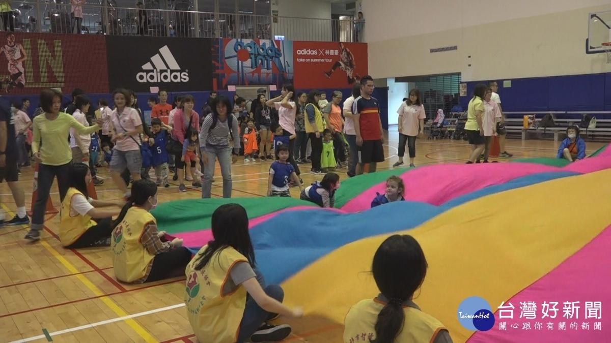 【台灣好新聞】育成親子趣味競賽 伴遲緩兒勇敢飛翔 代表圖