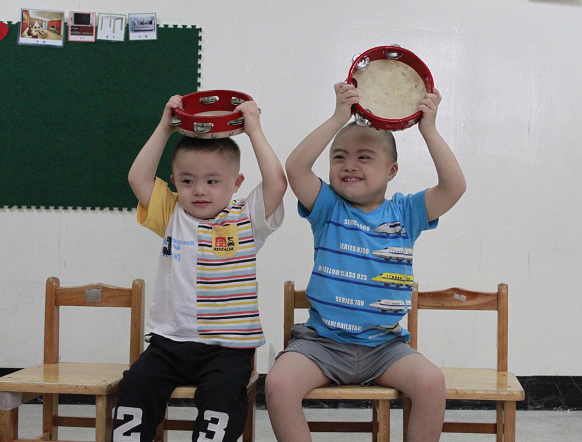 【小額募款】早期療育,照亮孩子的未來 代表圖