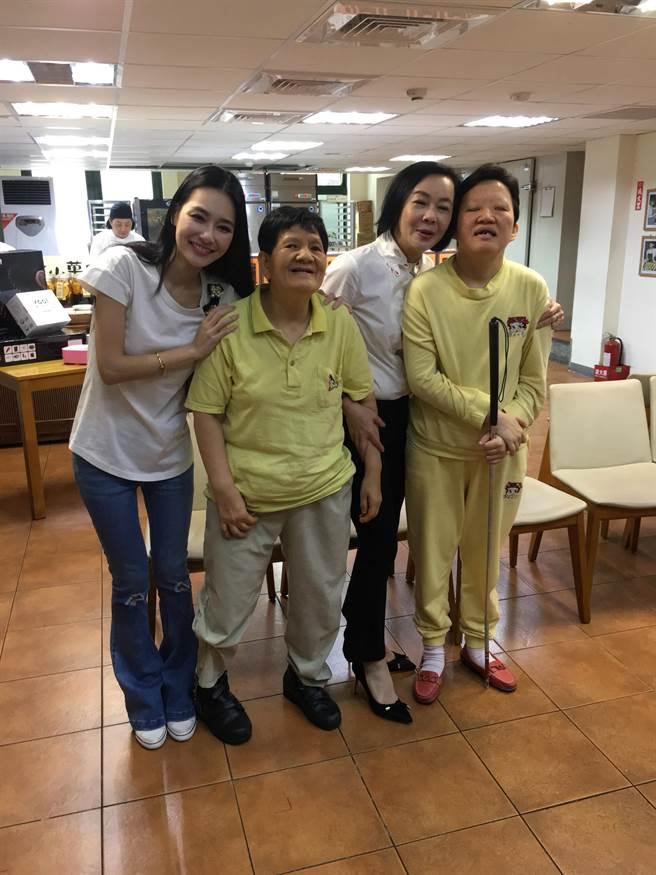【中國時報】王思佳帶布蘭妮做公益:比收名牌包還開心 代表圖