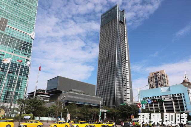 【蘋果即時】台北南山廣場將開幕 12日畫展先行 代表圖