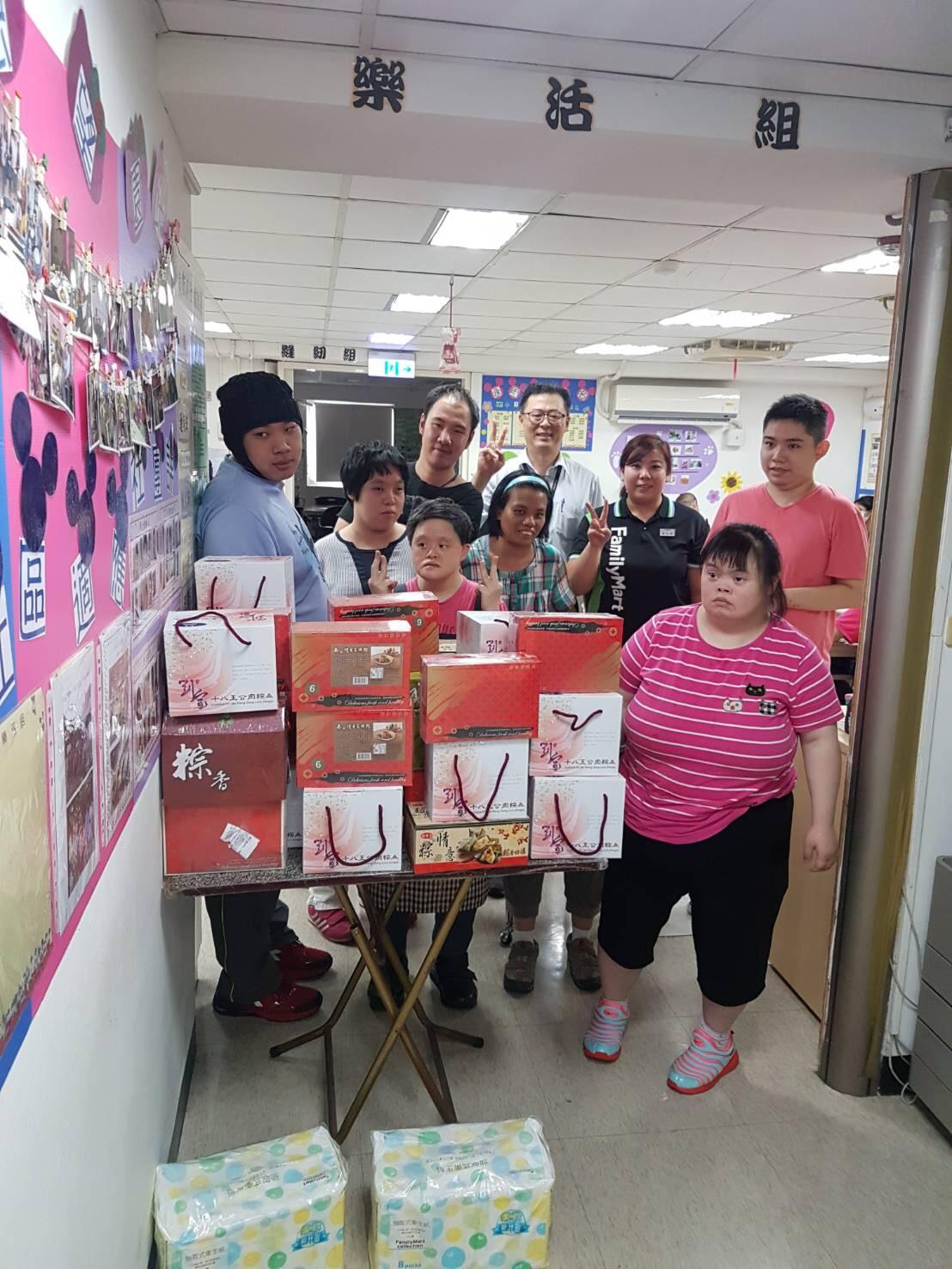 【感謝有您】全家便利商店7月4日~愛心捐贈物資 代表圖