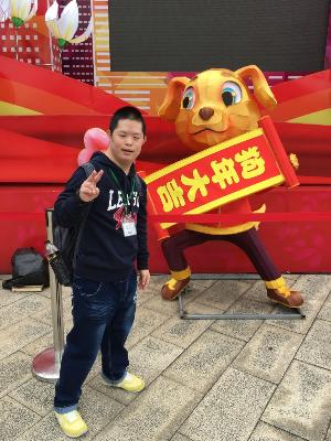 106年度英雄榜-劉釋維  唐唐男孩轉大人 代表圖