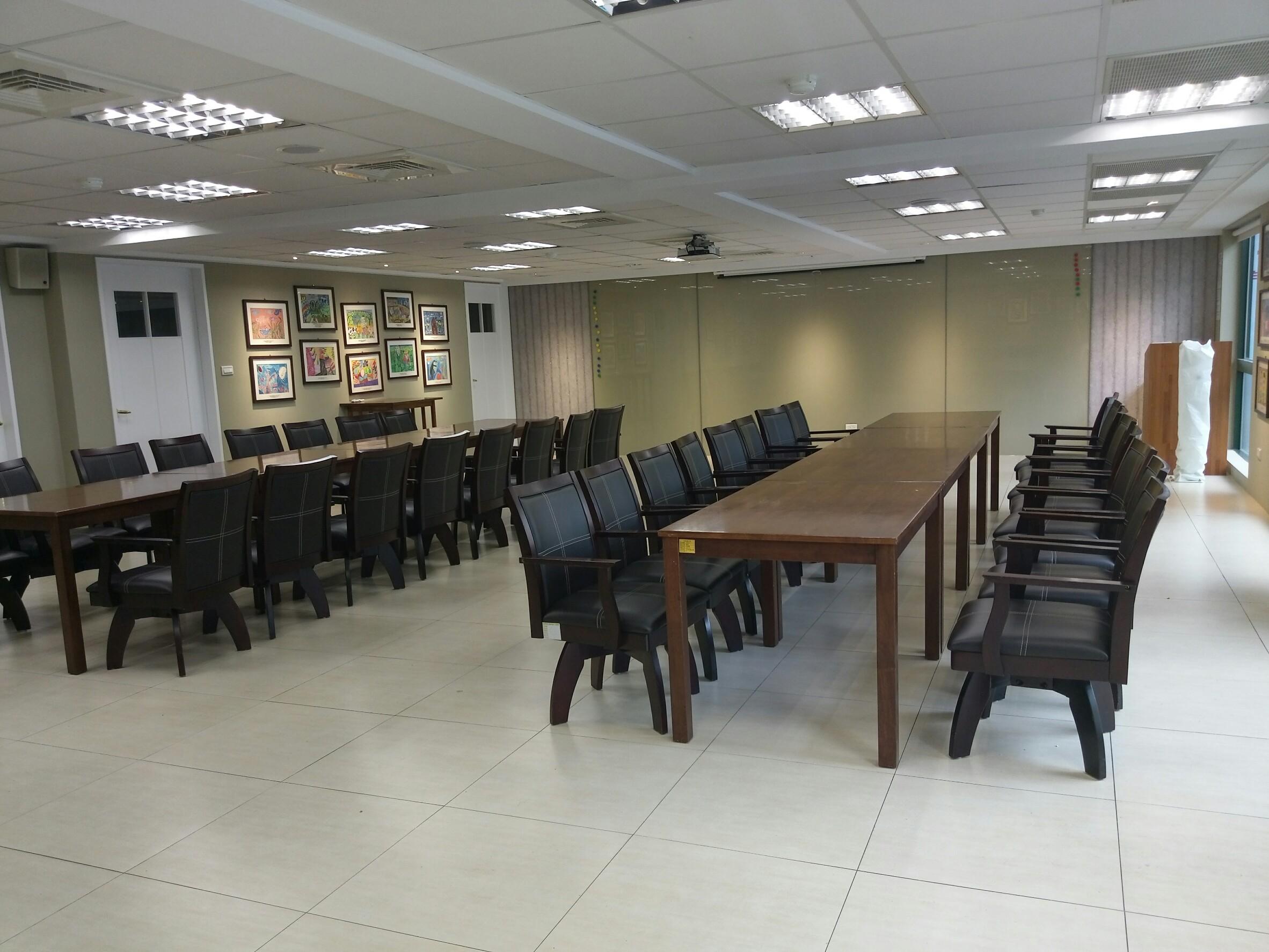 忠孝庇護工場場地租借-2樓會議室 代表圖