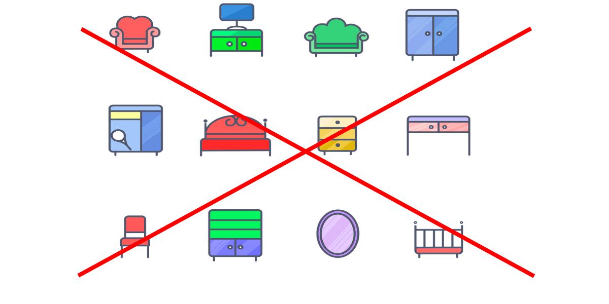 【重要訊息】停止收取二手物資捐贈,舊衣捐贈請投置育成設置舊衣回收箱 代表圖