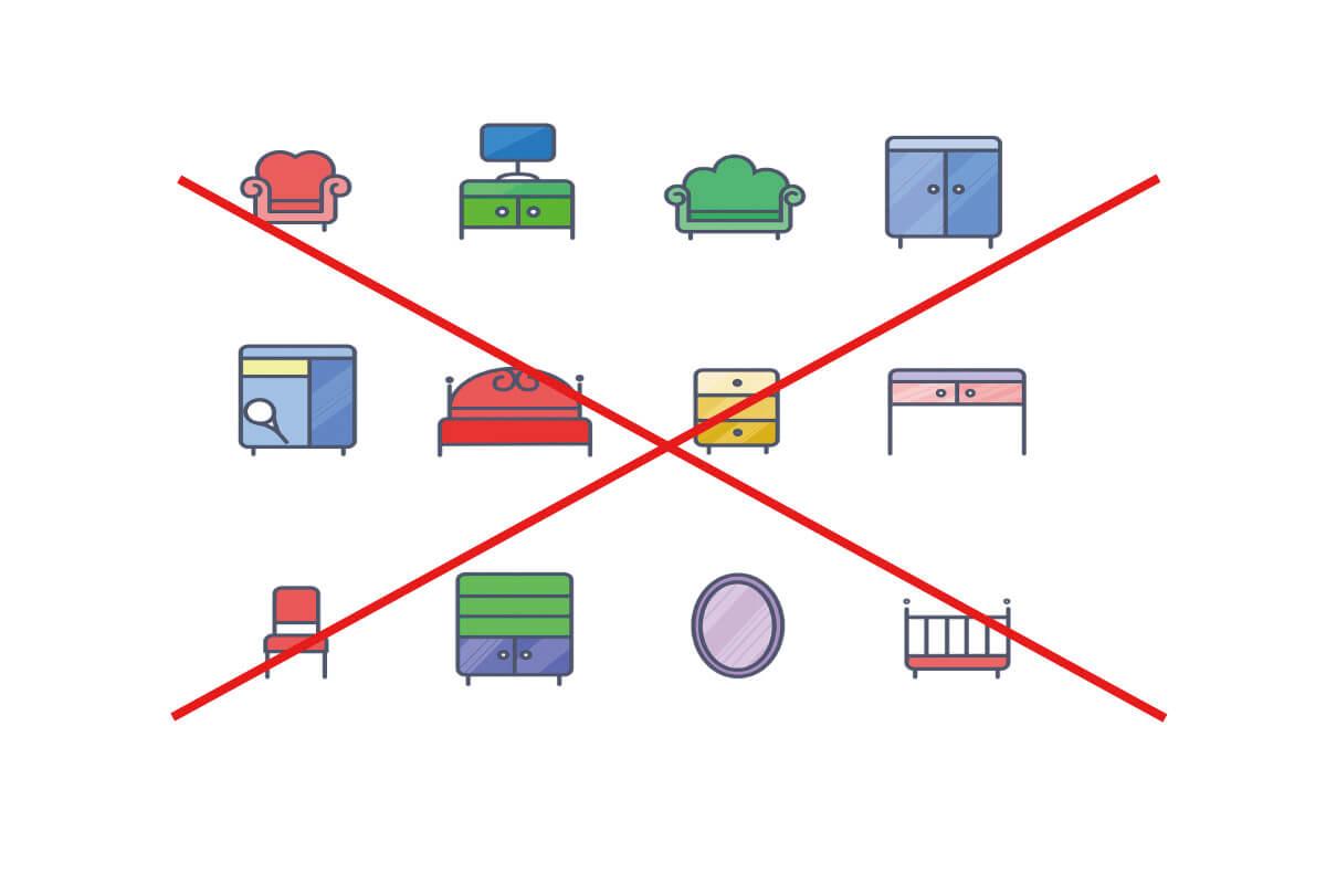 【重要訊息】停止收取二手物資捐贈,舊衣請投育成舊衣回收箱 代表圖