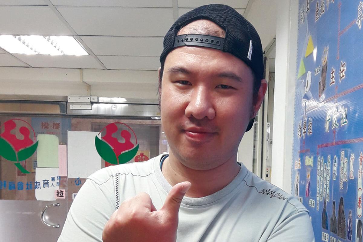 108年度英雄榜-謝孟唐 小英雄幫手 代表圖