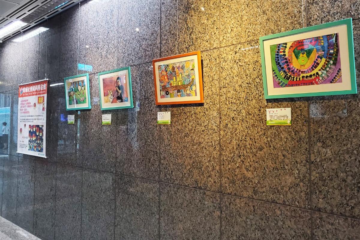 【展覽快訊】療癒長廊巡迴畫展,南港軟體園區一期正式展出 代表圖