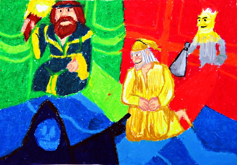 成人組-優等獎 聖誕頌歌